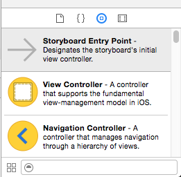 Set Initial View Controller